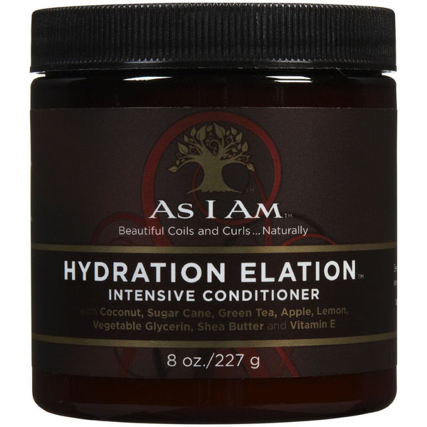 As I Am Hydration Elation 8 oz