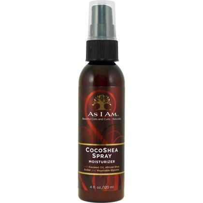 As I Am CocoShea Spray Moisturizer 4 oz