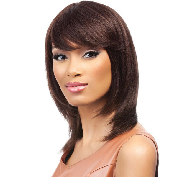 It's A Wig! Indian Super Natural Remi Wig – Avia