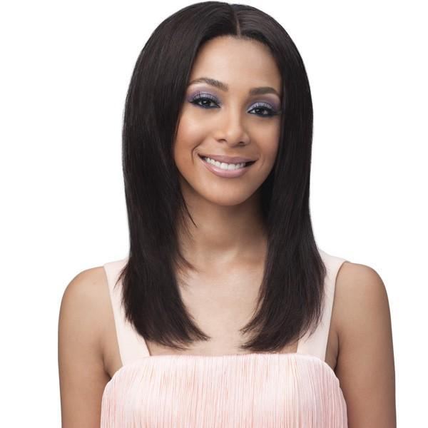 Bobbi Boss Unprocessed Bundle Hair Full Lace Wig - Straight 20""