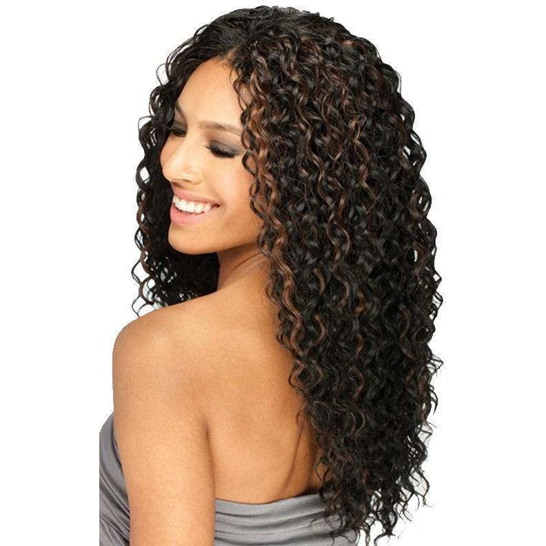 FreeTress Equal Weave – Beach Curl 16""