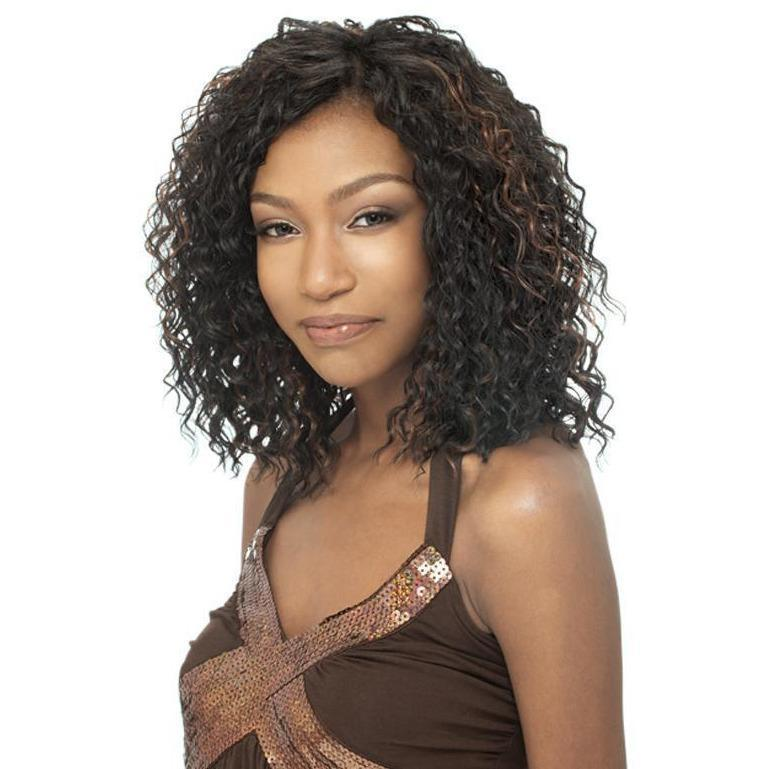FreeTress Equal Double Weave – Beach Curl 4PCS