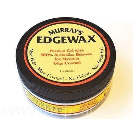 Murray's Edgewax 100% Australian Beeswax 4 OZ