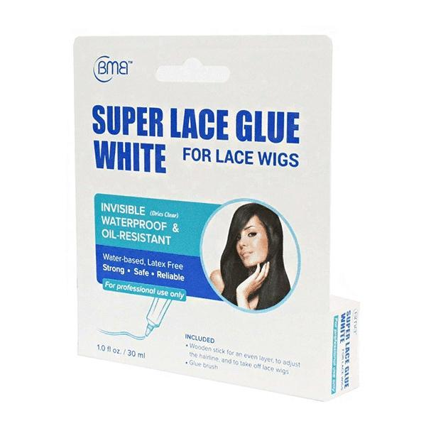 BMB Super Lace Glue White 1 OZ