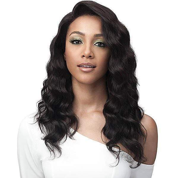 Bobbi Boss Unprocessed Bundle Hair Full Lace Wig - Ocean Wave 20""