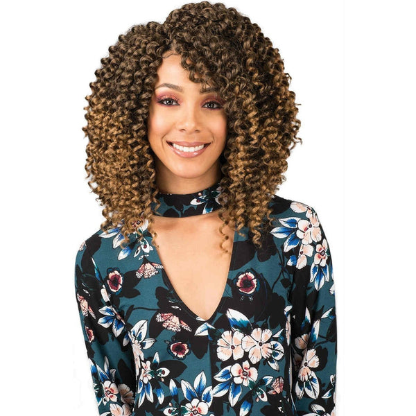 Bobbi Boss Synthetic Braids – Brazilian Deep Twist 10""