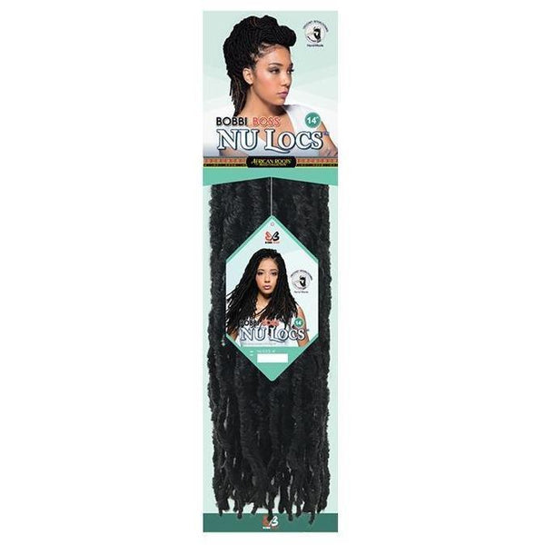 Bobbi Boss Synthetic Braids – Nu Locs 14""