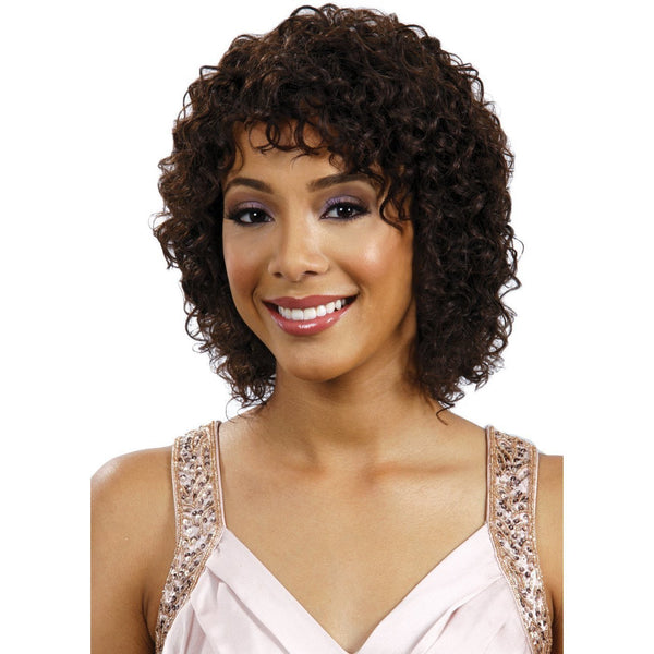 Bobbi Boss 100% Human Hair Wig – MH1228 Wilma