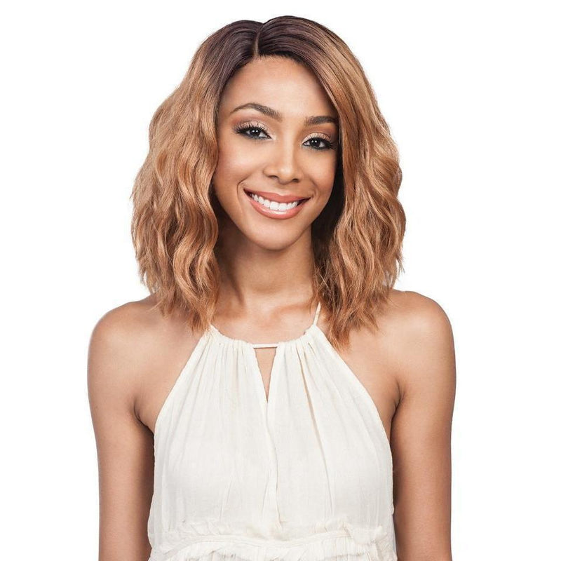 Bobbi Boss Synthetic Swiss Lace Front Wig – MLF-194 Gabi