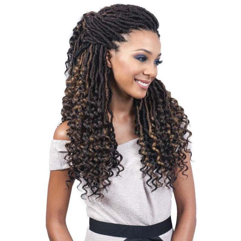 Bobbi Boss Nu Locs Braids – Goddess 20""