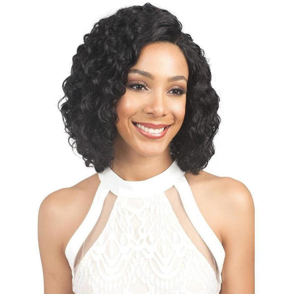 Bobbi Boss Human Hair Swiss Lace Front Wig – MHLF-400 Loveta