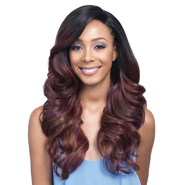Bobbi Boss Synthetic Swiss Lace Front Wig – MLF-222 Sylvanna