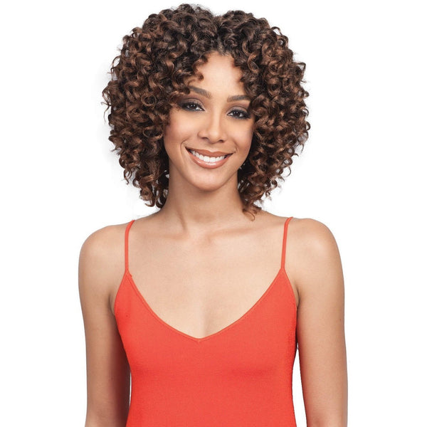 Bobbi Boss Synthetic Braids – 2X Brazilian Cosmo Curl 6""