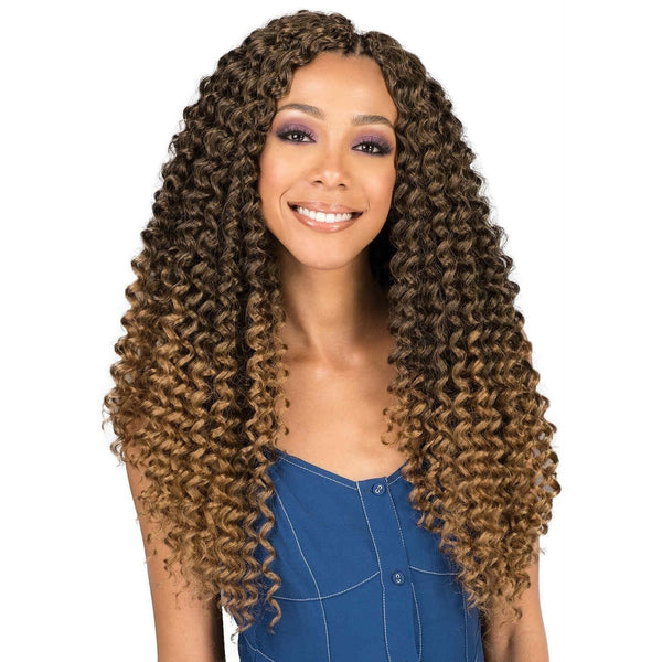 Bobbi Boss Synthetic Braids – Brazilian Deep Twist 18""