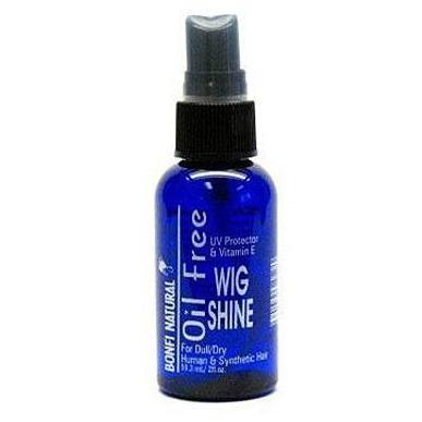 Bonfi Natural Oil Free Wig Shine 2 OZ