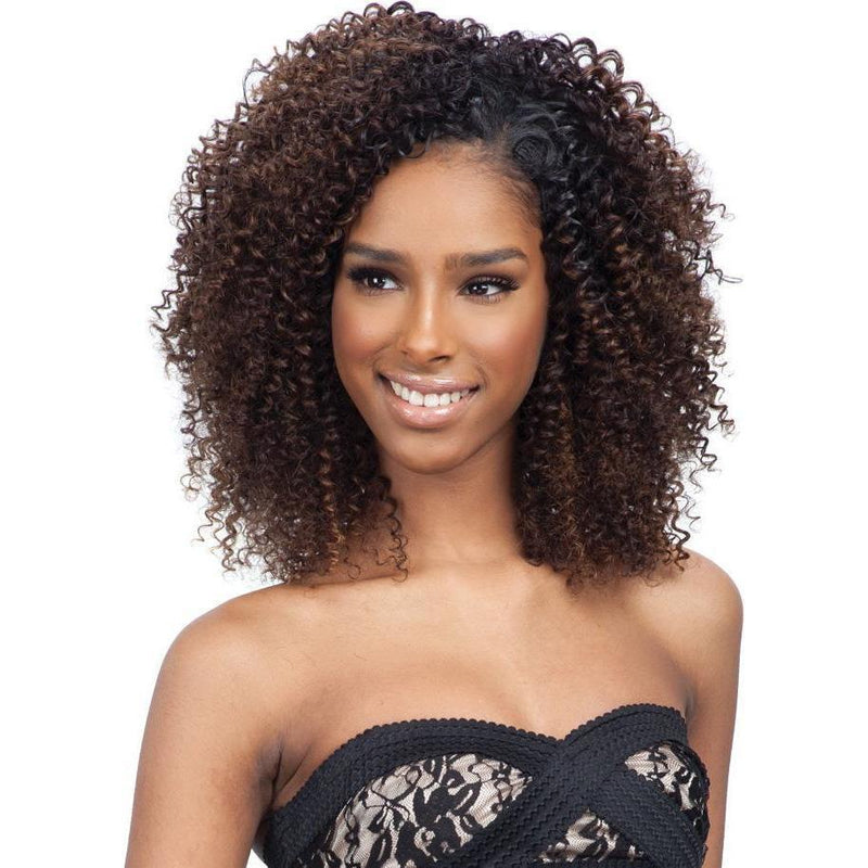 Saga Brazilian Remy 100% Human Hair Weave – Passion Curl 5 PCS
