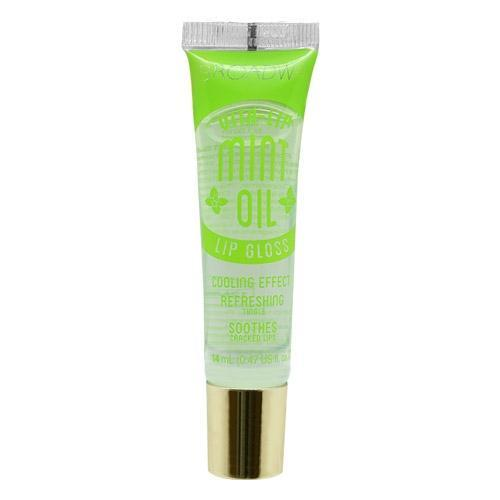 Broadway Vita-Lip Mint Oil Lip Gloss – BCLG0101