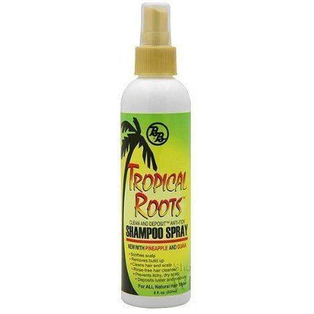 BB Tropical Roots Shampoo Spray 8oz