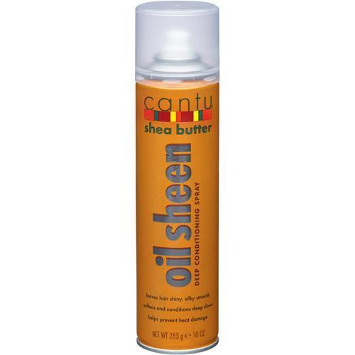 Cantu Shea Butter Oil Sheen Spray 10 OZ
