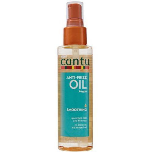 Cantu Anti-Frizz Argan Oil 4 OZ