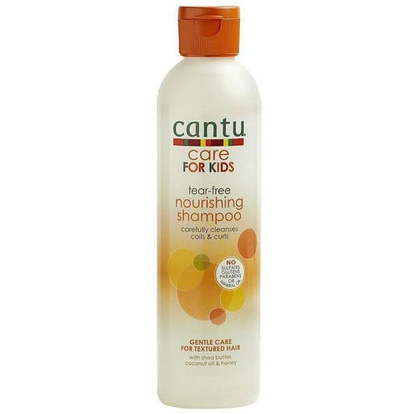 Cantu Care For Kids Tear-Free Nourishing Shampoo 8 OZ