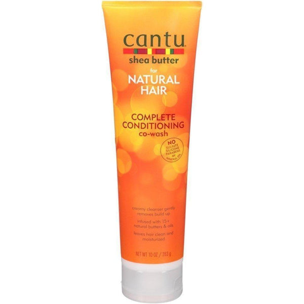 Cantu Shea Butter for Natural Hair Complete Conditioning Co-Wash 10 OZ