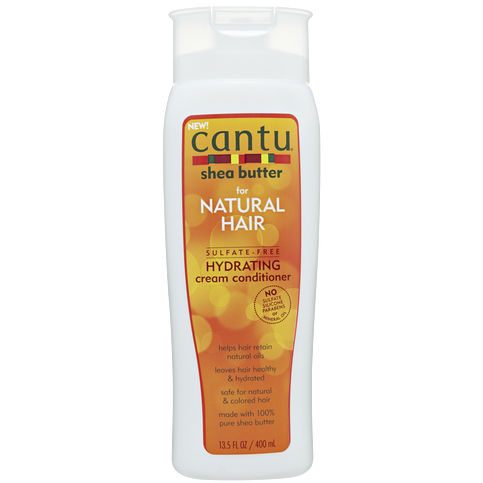 Cantu Shea Butter for Natural Hair Hydrating Cream Conditioner 13.5 OZ