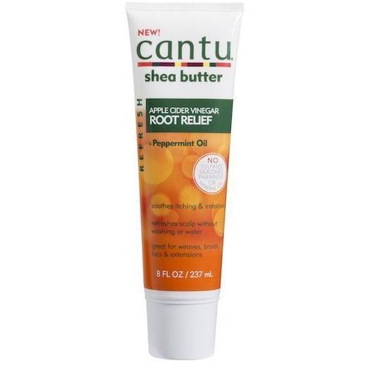 Cantu Shea Butter Root Relief 8 OZ