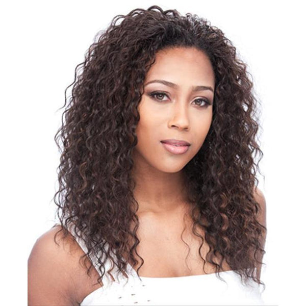 It's A Half Wig! Synthetic Wig – Carefree