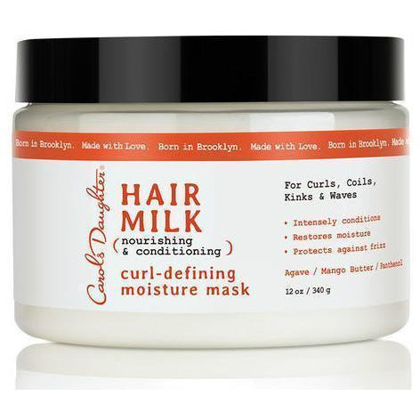 Carol's Daughter Hair Milk Curl-Defining Moisture Mask 12 OZ