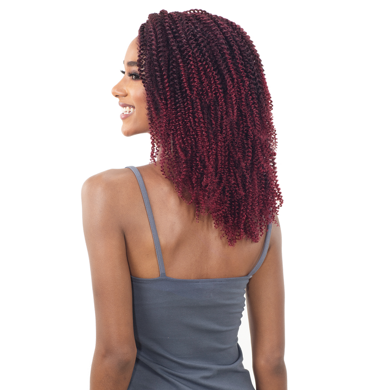 Freetress Synthetic Crochet Braids - Urban Coil Curl 10""