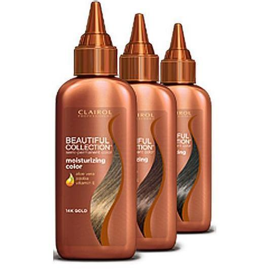 Clairol Beautiful Collection Moisturizing Color – Black #20D 3.0 OZ