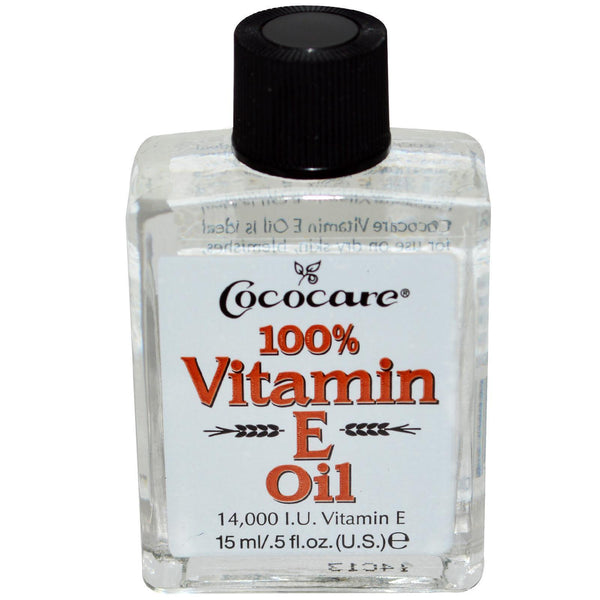 Cococare 100% Vitamin E Oil .5 oz