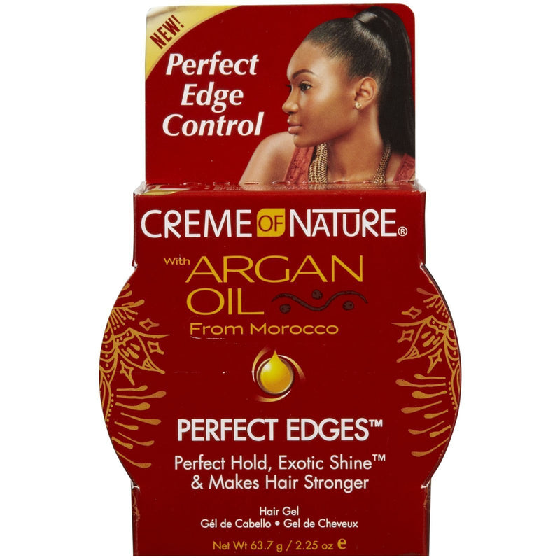 Creme of Nature Argan Oil Perfect Edges 2.25 oz