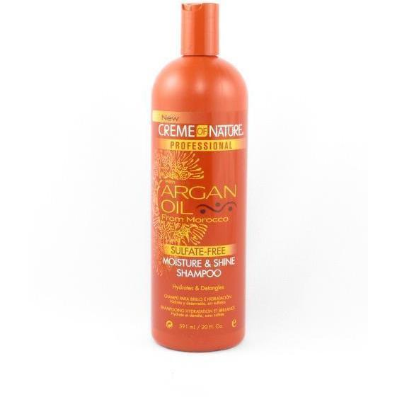 Creme Of Nature Argan Oil Sulfate-Free Shampoo 20 oz