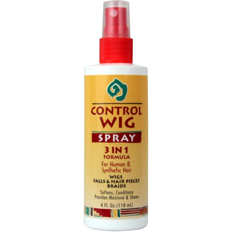 Control Wig Spray 3 In 1 Formula 4 OZ