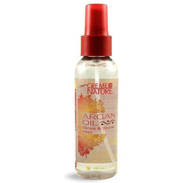 Creme Of Nature Argan Oil Gloss & Shine Mist 4 oz