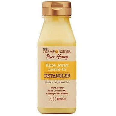 Creme Of Nature Pure Honey Knot Away Leave-In Detangler 8 OZ