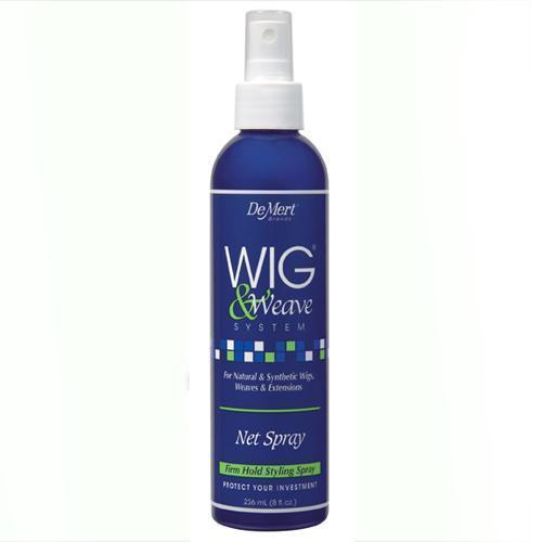 DeMert Wig & Weave Net Spray 8 OZ (Non-Aerosol)