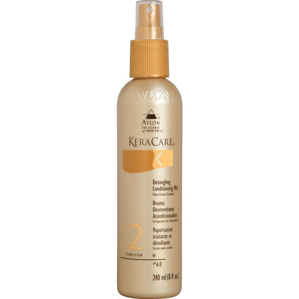 KeraCare Detangling Conditioning Mist 8 OZ