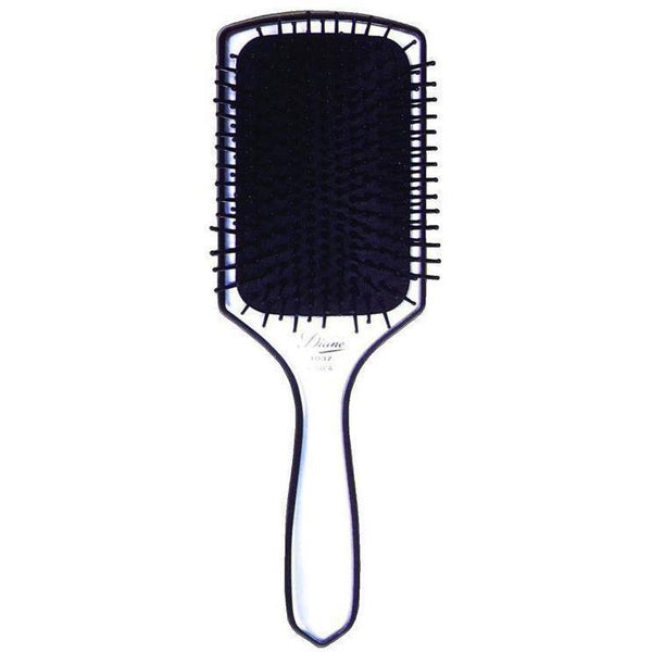 Diane Large Silver Paddle Brush #D1037
