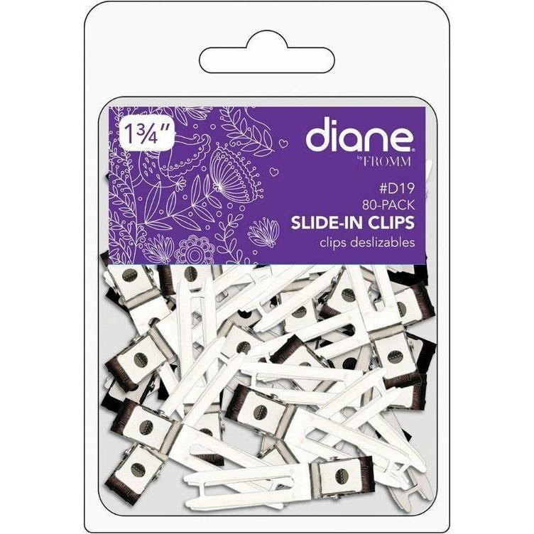 Diane Slide In Clips 80-Pack