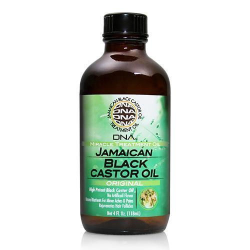 DNA Jamaican Black Castor Oil Original 4 OZ