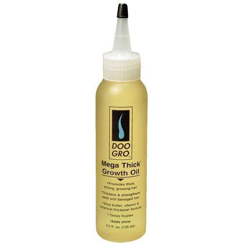 Doo Gro Mega Thick Growth Oil 4.5 oz