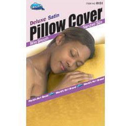 Dream Deluxe Satin Pillow Cover