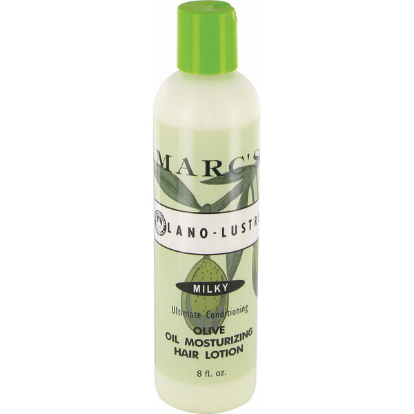 Marc's Lano-Lustre Olive Oil Moisturizing Hair Lotion 8 OZ