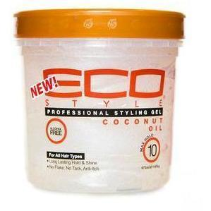 Eco Style Coconut Oil Professional Styling Gel 16 OZ