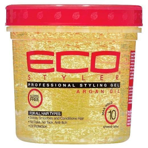 Eco Styler Argan Oil Professional Styling Gel 16 OZ