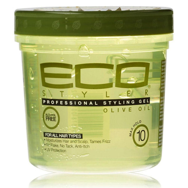Eco Styler Olive Oil Professional Styling Gel 4 oz