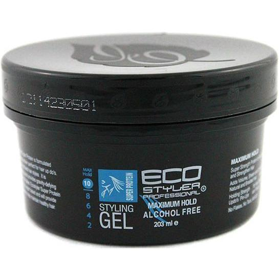 Eco Styler Super Protein Professional Styling Gel 8 oz